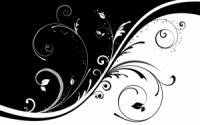 Черно-белые