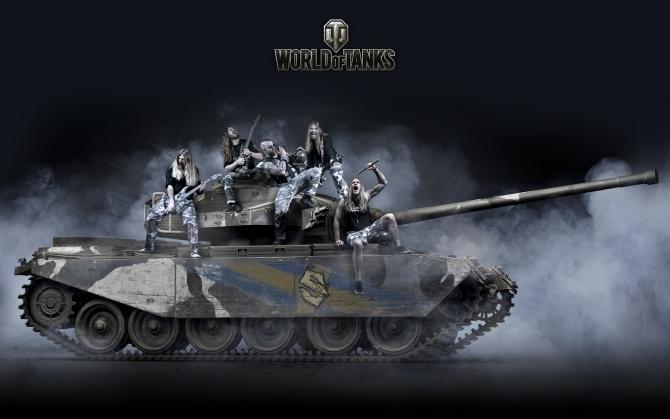 Танк Primo Victoria WoT