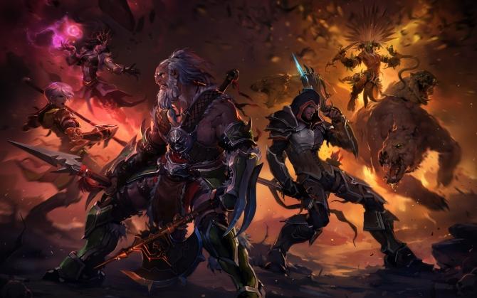 ИгрыТехнологии. Blizzard Entertainment выпустила ролевой экшен Diablo 3: U