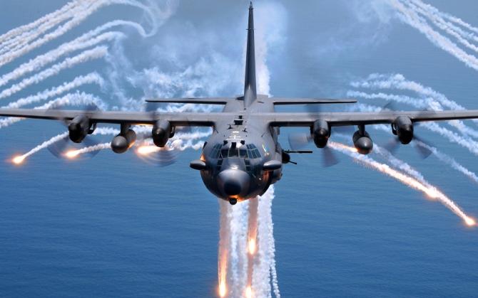 Военный бомбардировщик