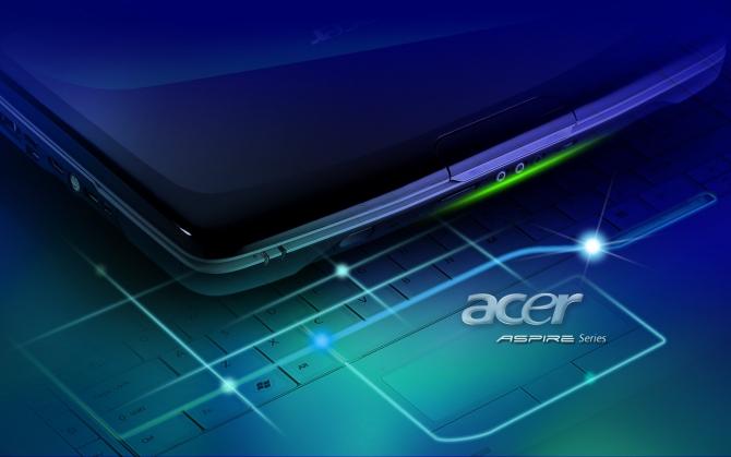 Acer aspire обои - 9cbe