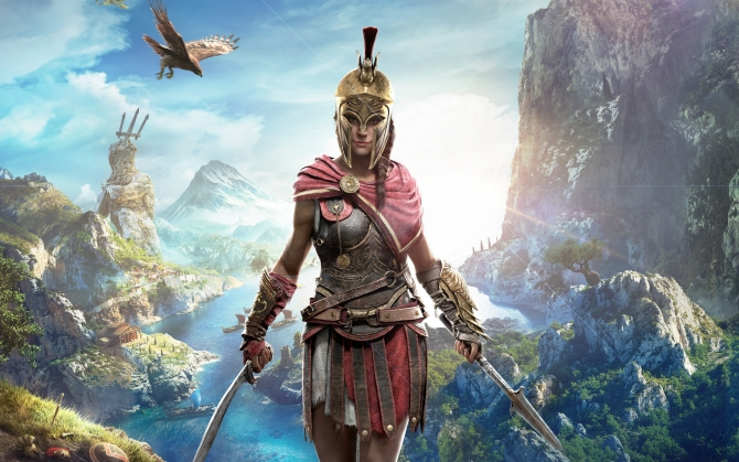 Assassin's Creed Odyssey Кассандра