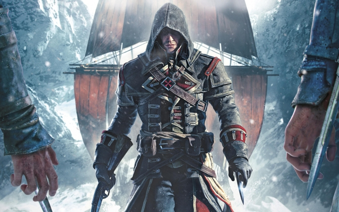 Шэй Патрик Кормак Assassin's <i>шей из assassins creed</i> Creed Rogue