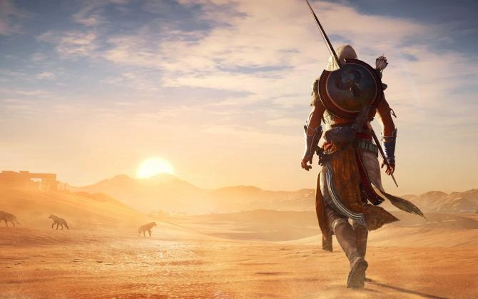 Игра Assassin's Creed Origins