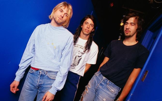 Музыканты группы Nirvana