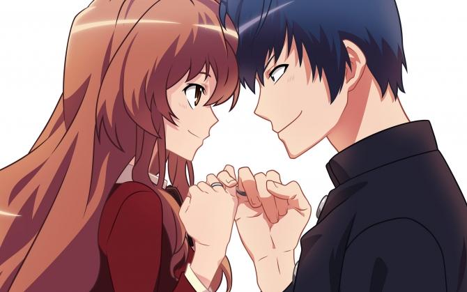 Рейтинг аниме ко Дню Святого Валентина