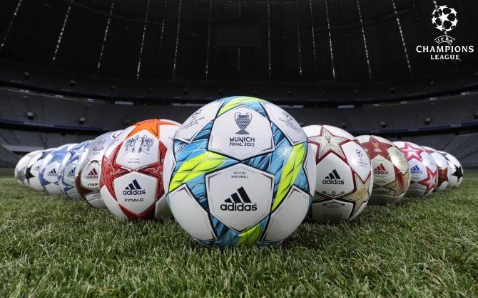 жеребьевка лиги чемпионов Hd: Футбольные мячи лиги чемпионов обои для рабочего стола