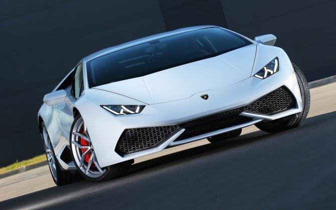 Суперкар Lamborghini Huracan