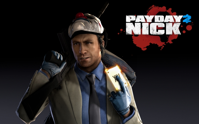 Payday 2 Nick