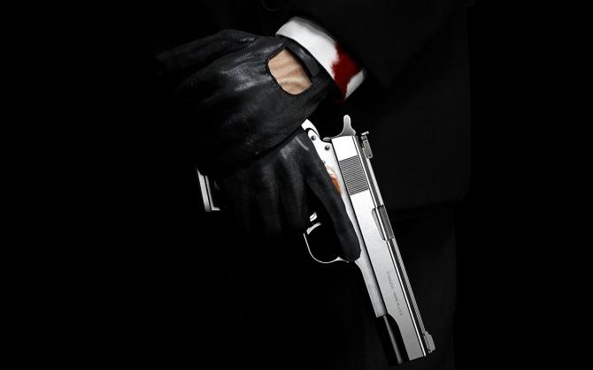 Пистолет Агента 47