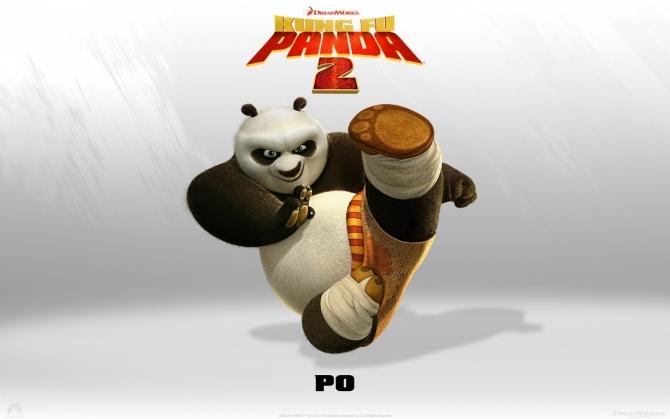 Кунг-фу Панда 2 По