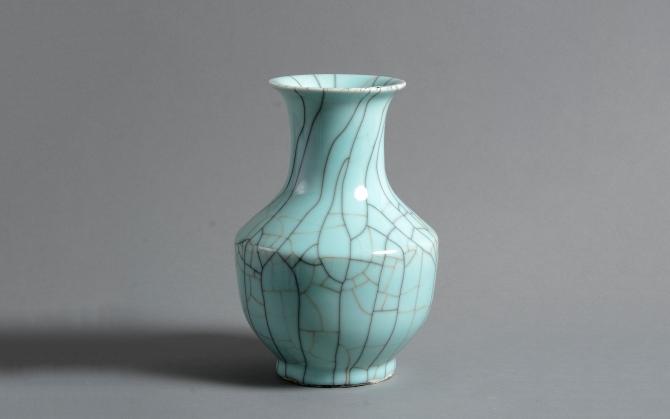 Старая ваза