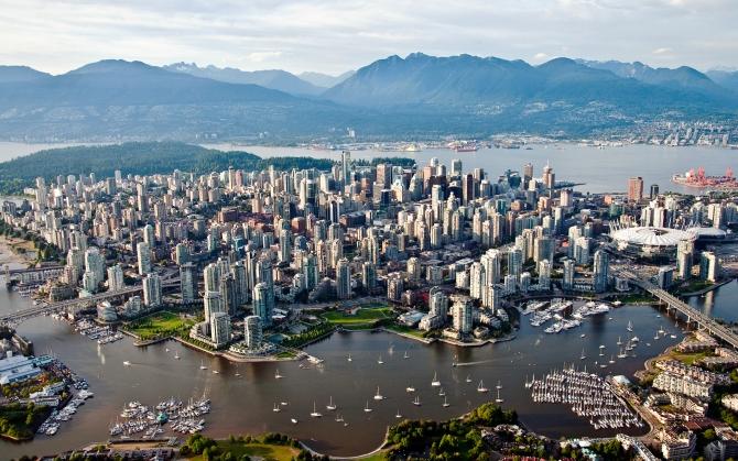 Ванкувер Канада