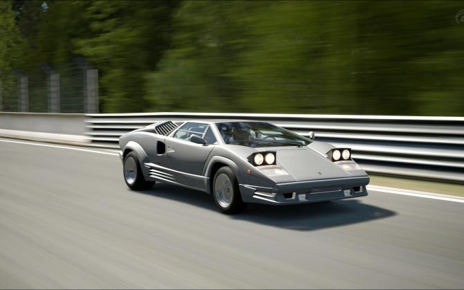 Gran Turismo 6 Lamborghini Countach