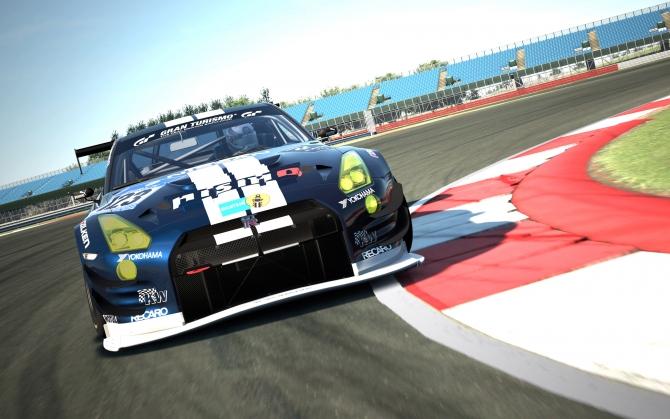 Игра Gran Turismo 6