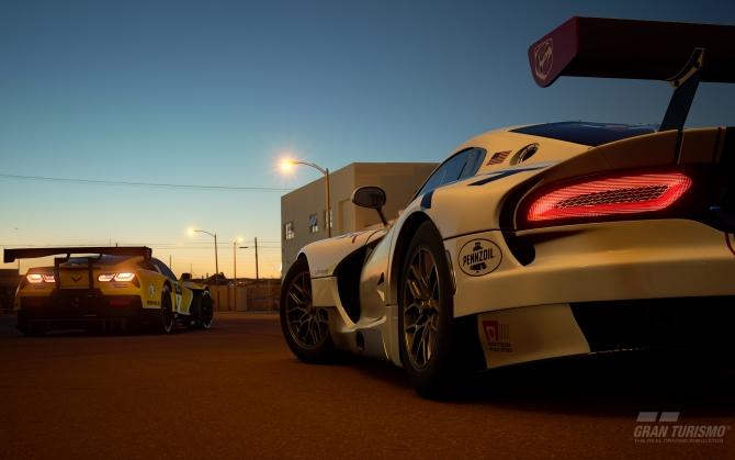 Gran Turismo Sport 2017