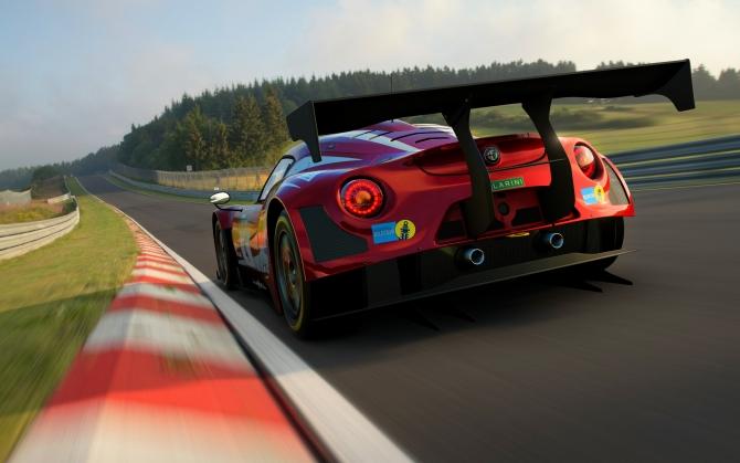Gran Turismo Sport Alfa Romeo