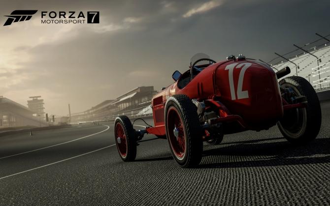 Forza Motorsport 7 ретро