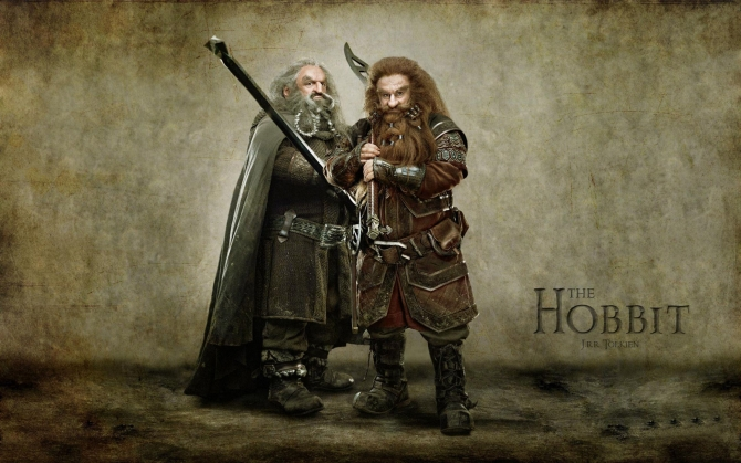 Гномы Оин и Глоин