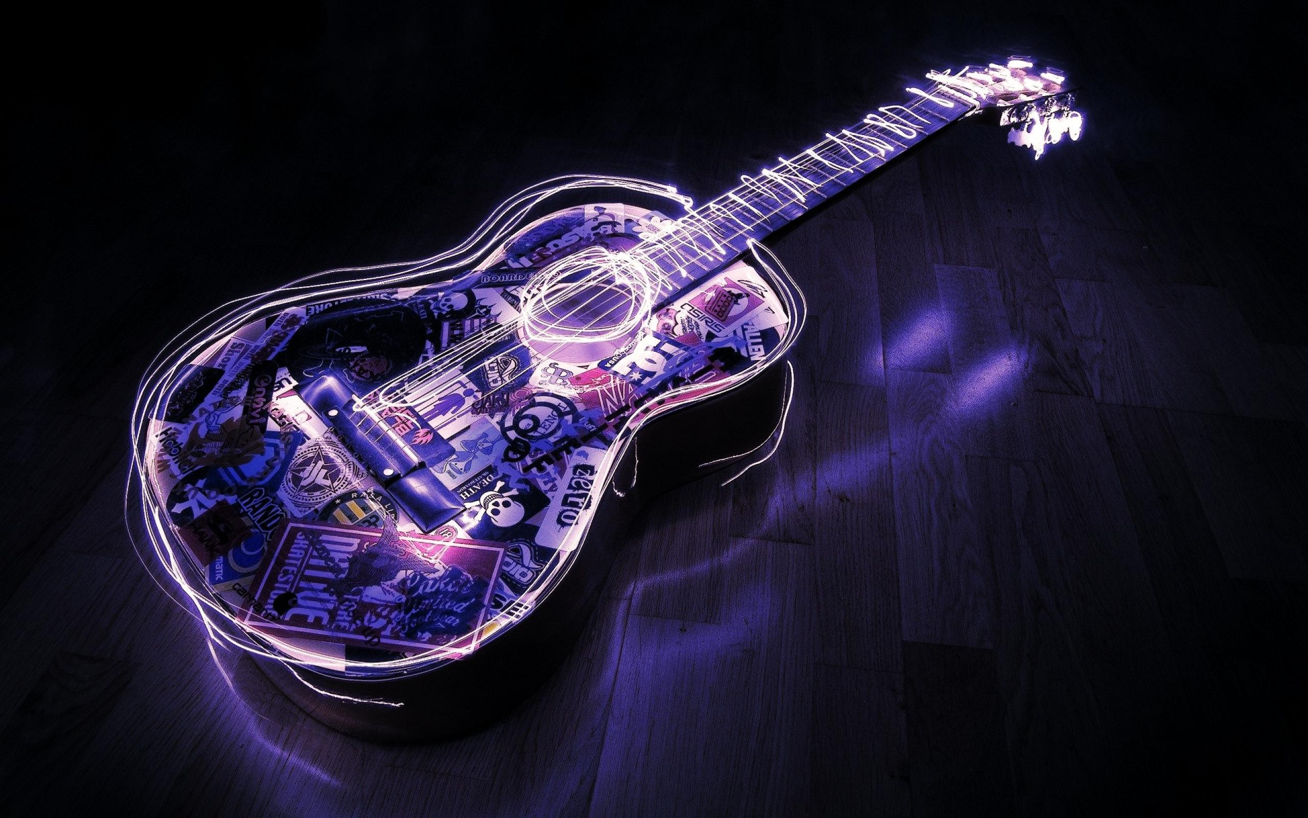 Akusticheskaya Gitara Oboi Dlya Rabochego Stola Kartinki I Foto
