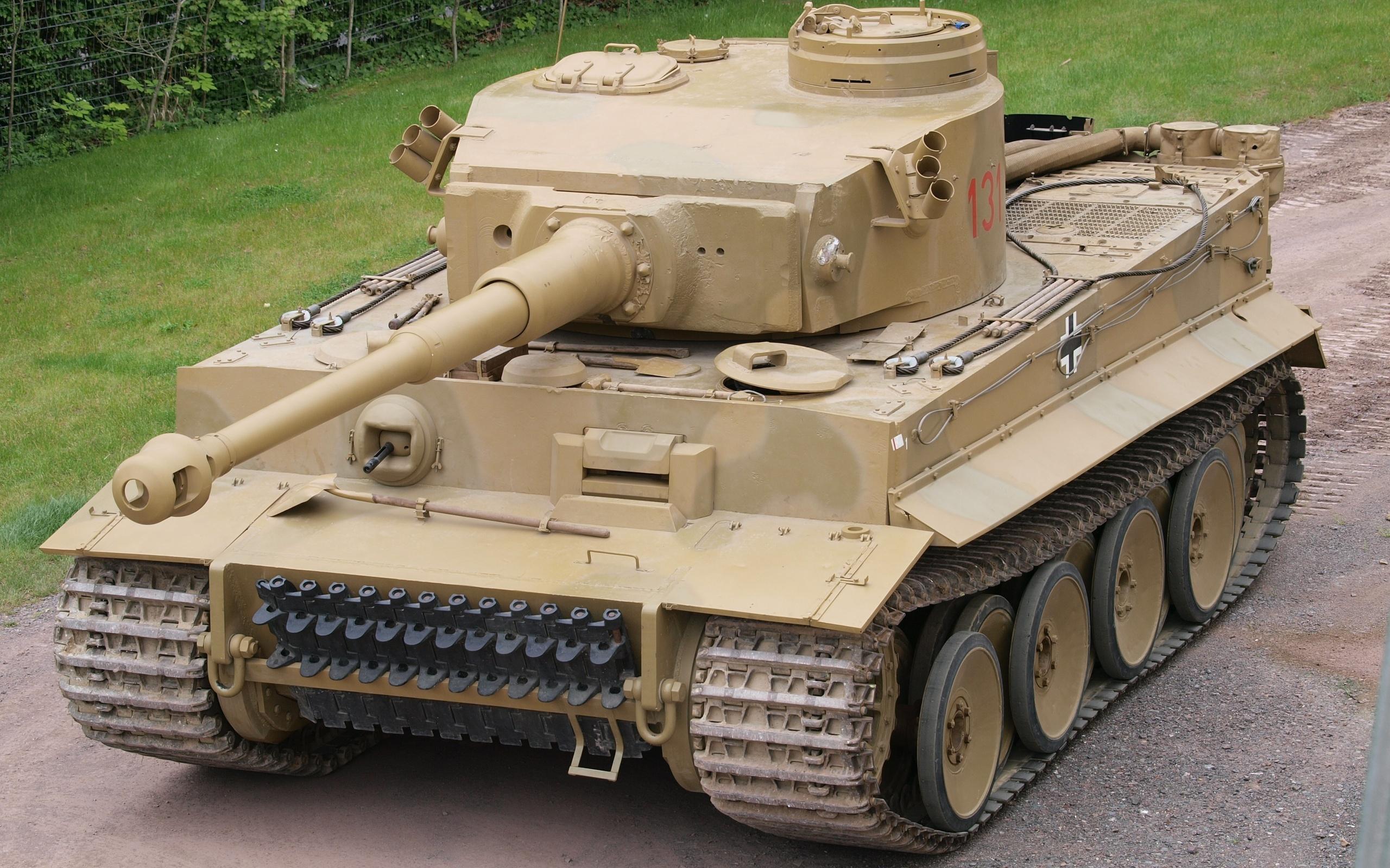 фото тигра танка