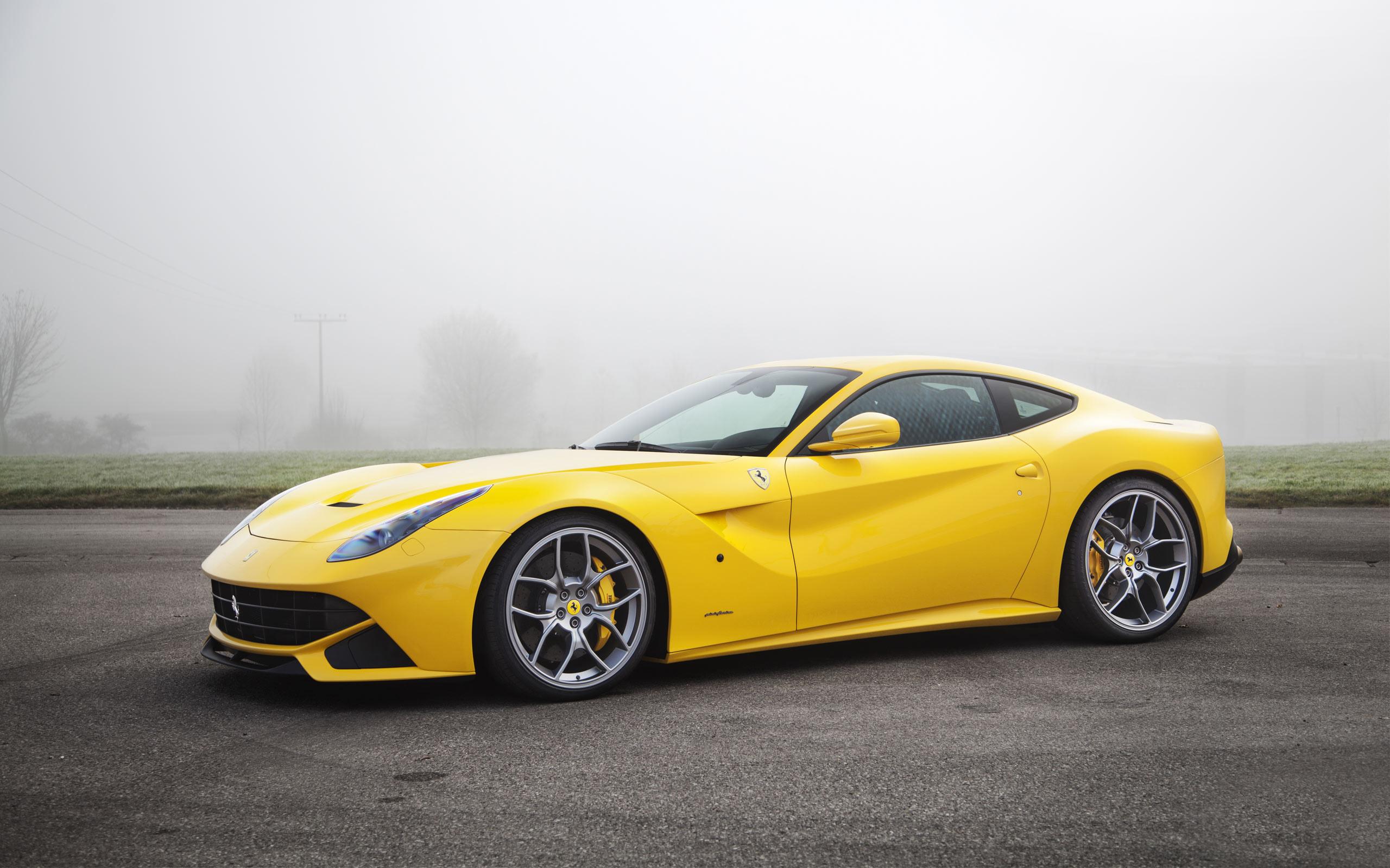 Ferrari F12 Berlinetta обои для рабочего стола, картинки и фото ...