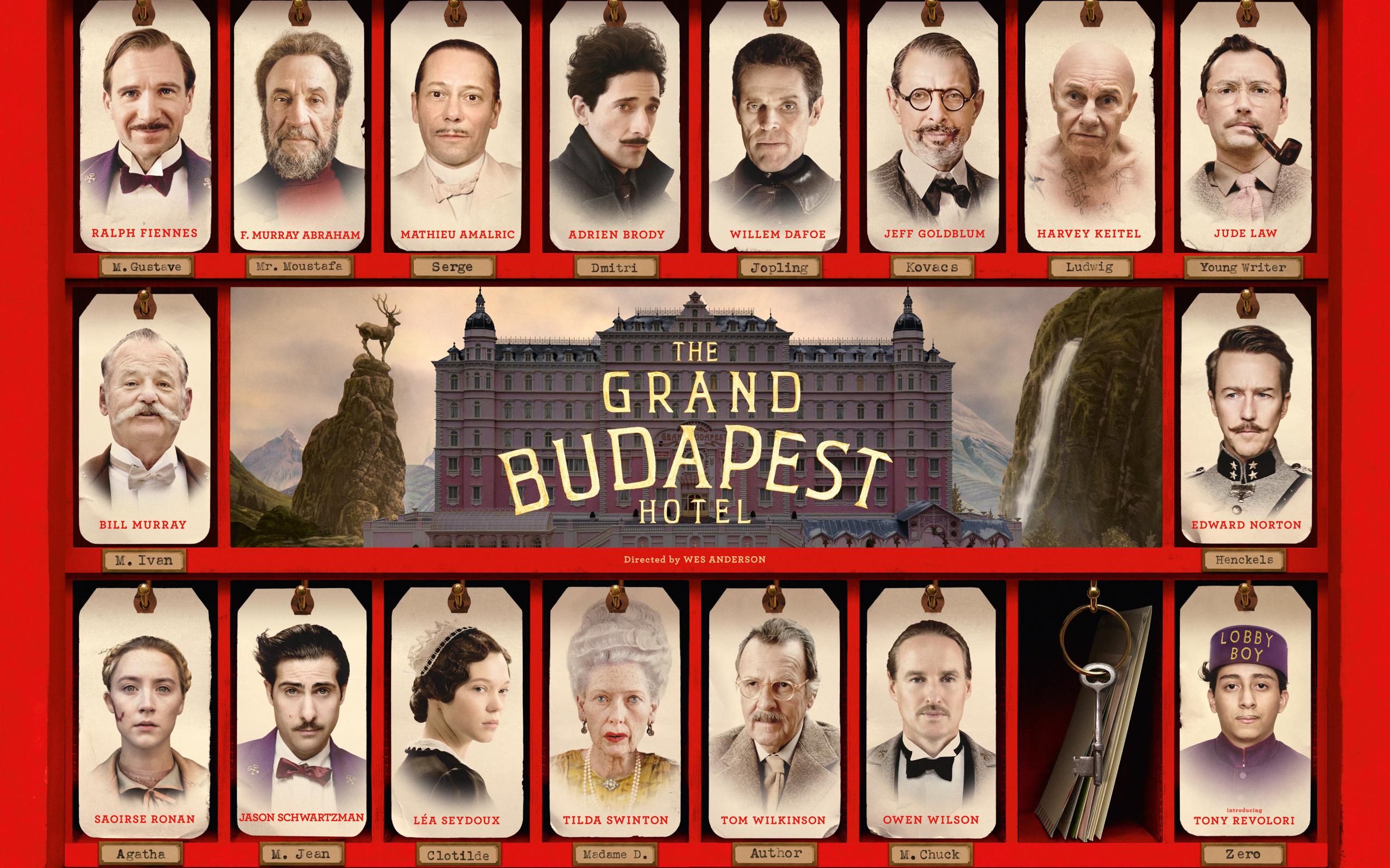Картинки по запросу «Отель «Гранд Будапешт»