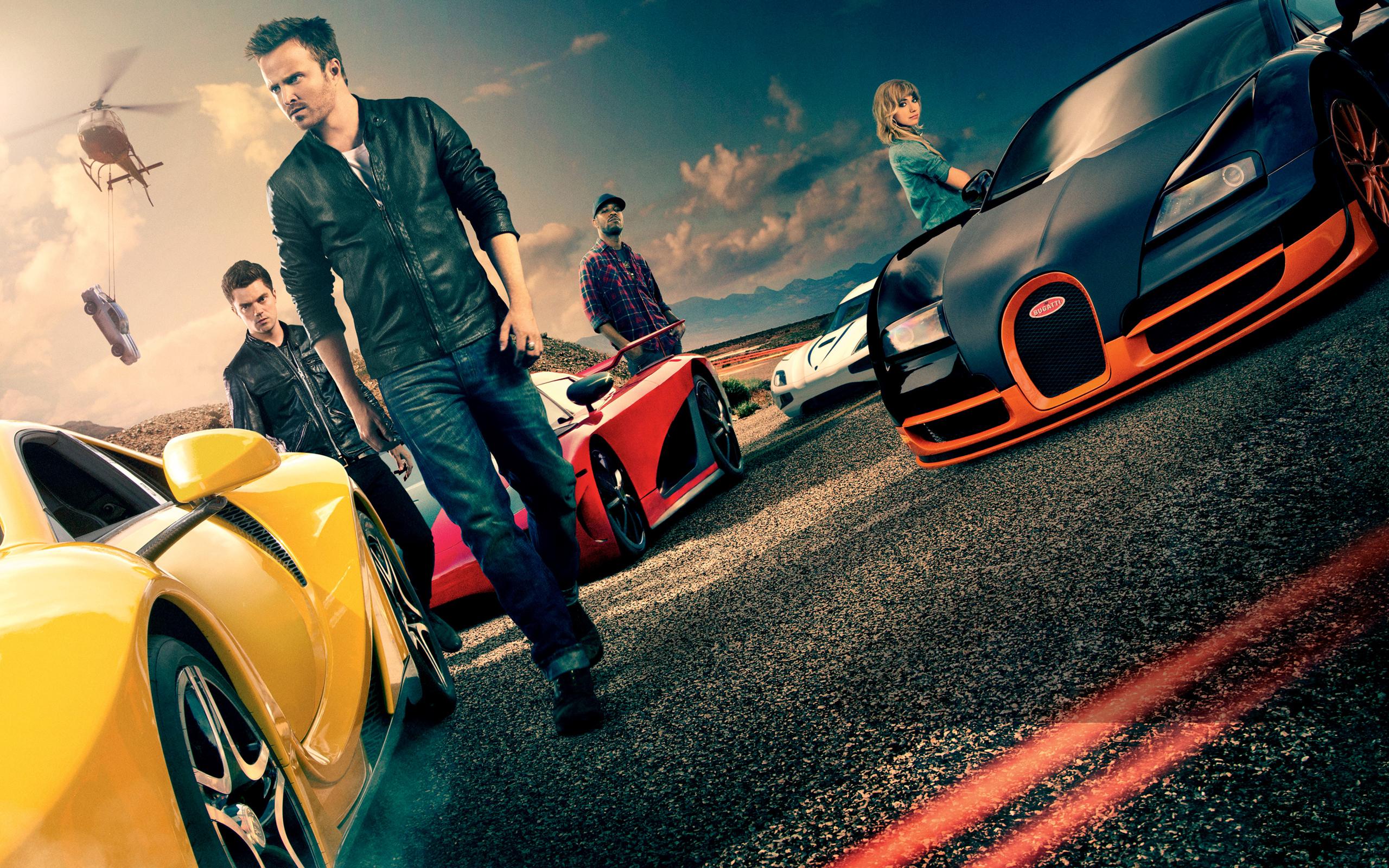Премьера фильма need for speed жажда скорости.