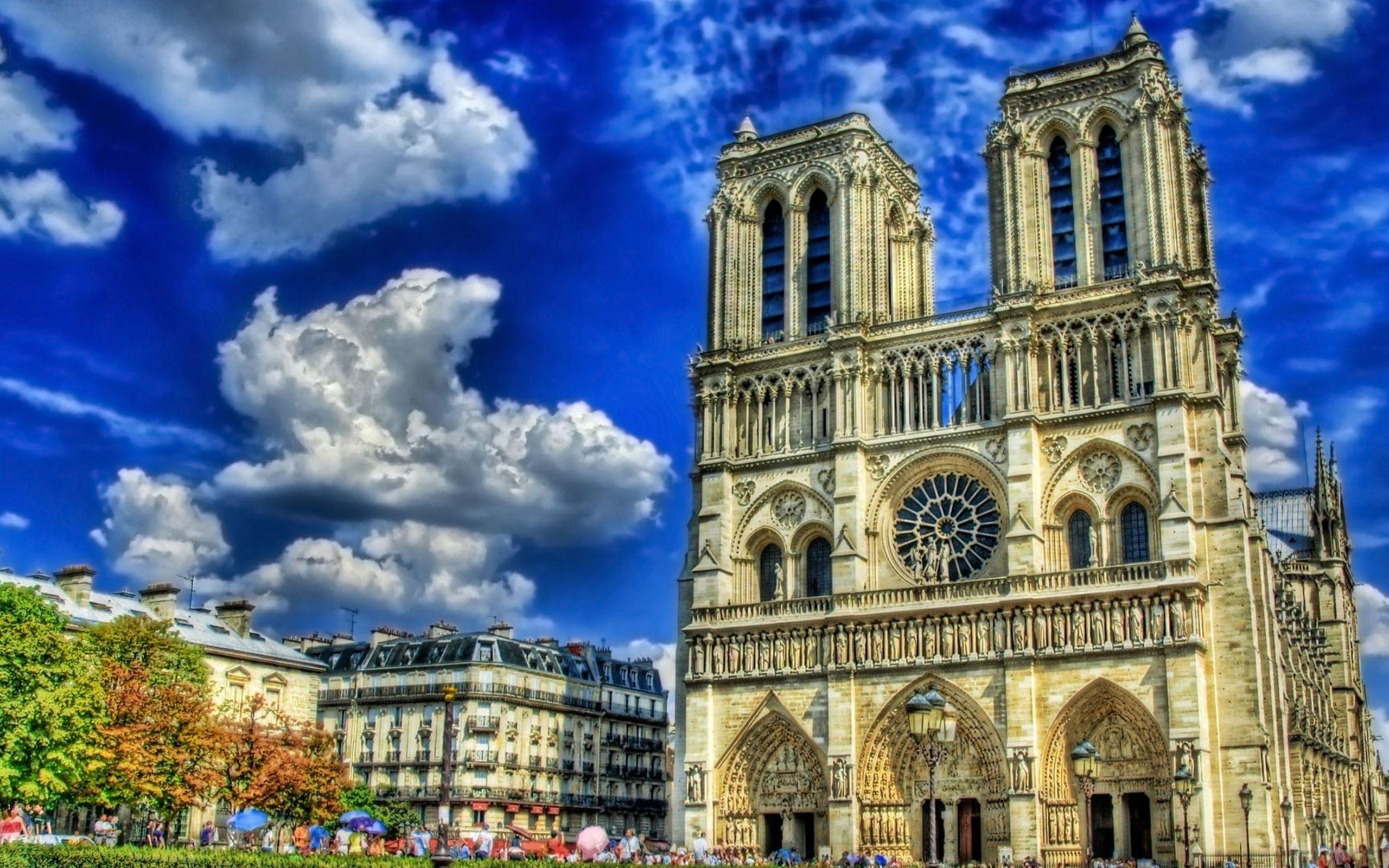 парижской богоматери собор фото