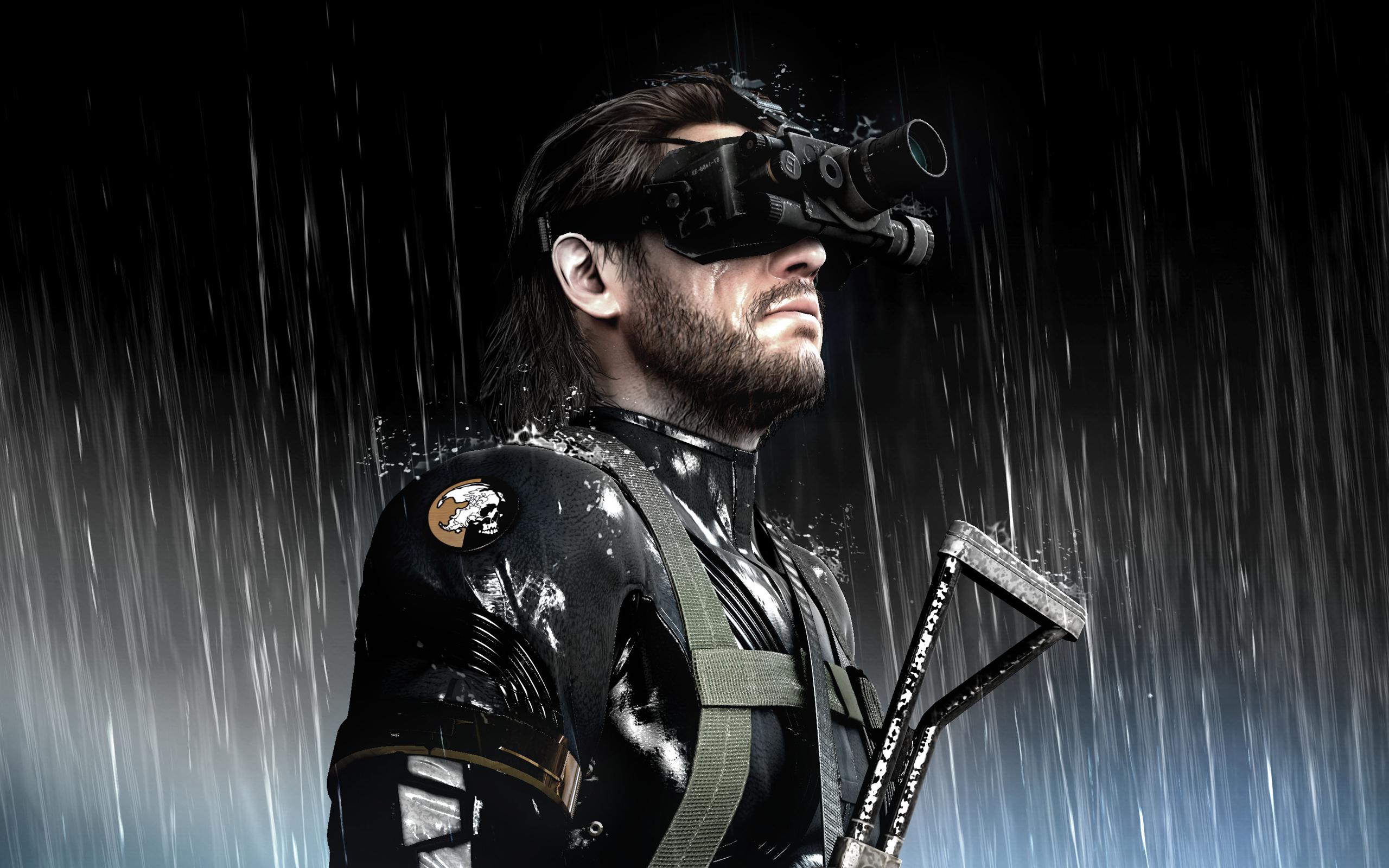 Скачать Metal Gear Solid на PSP