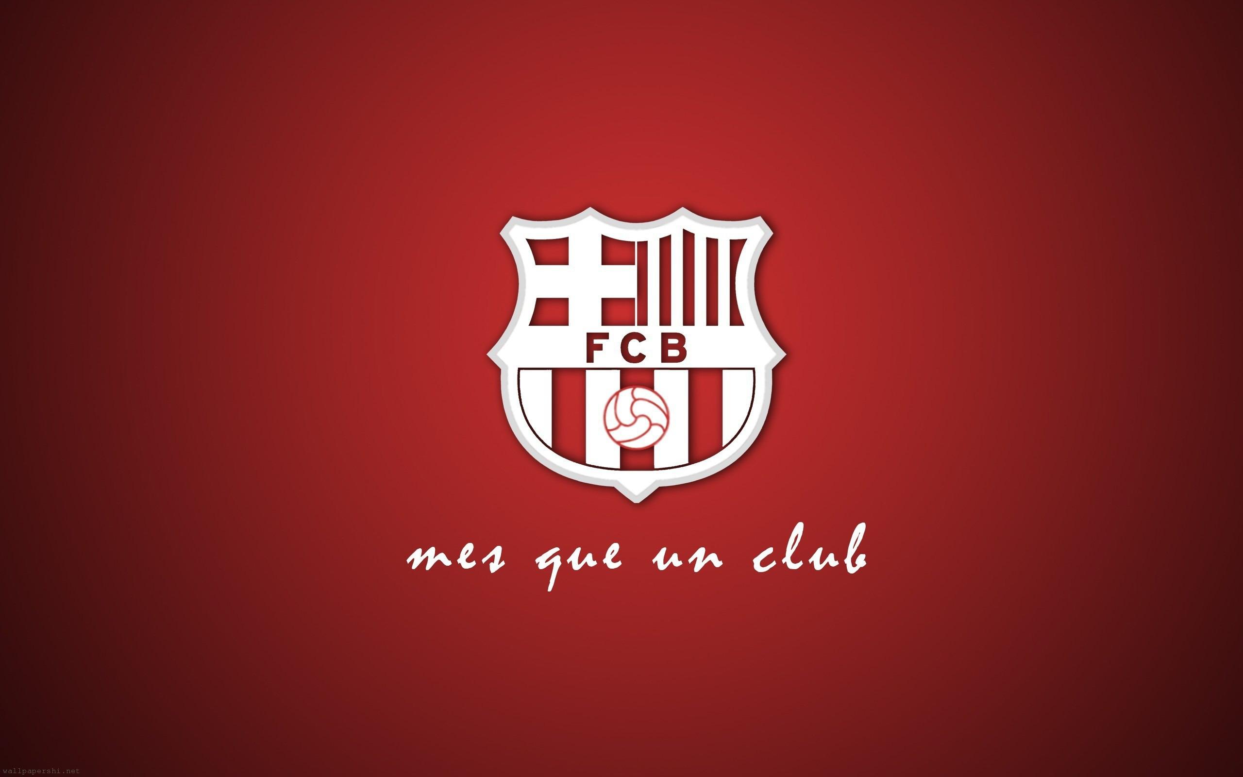 Футбольный клуб барселона надписи