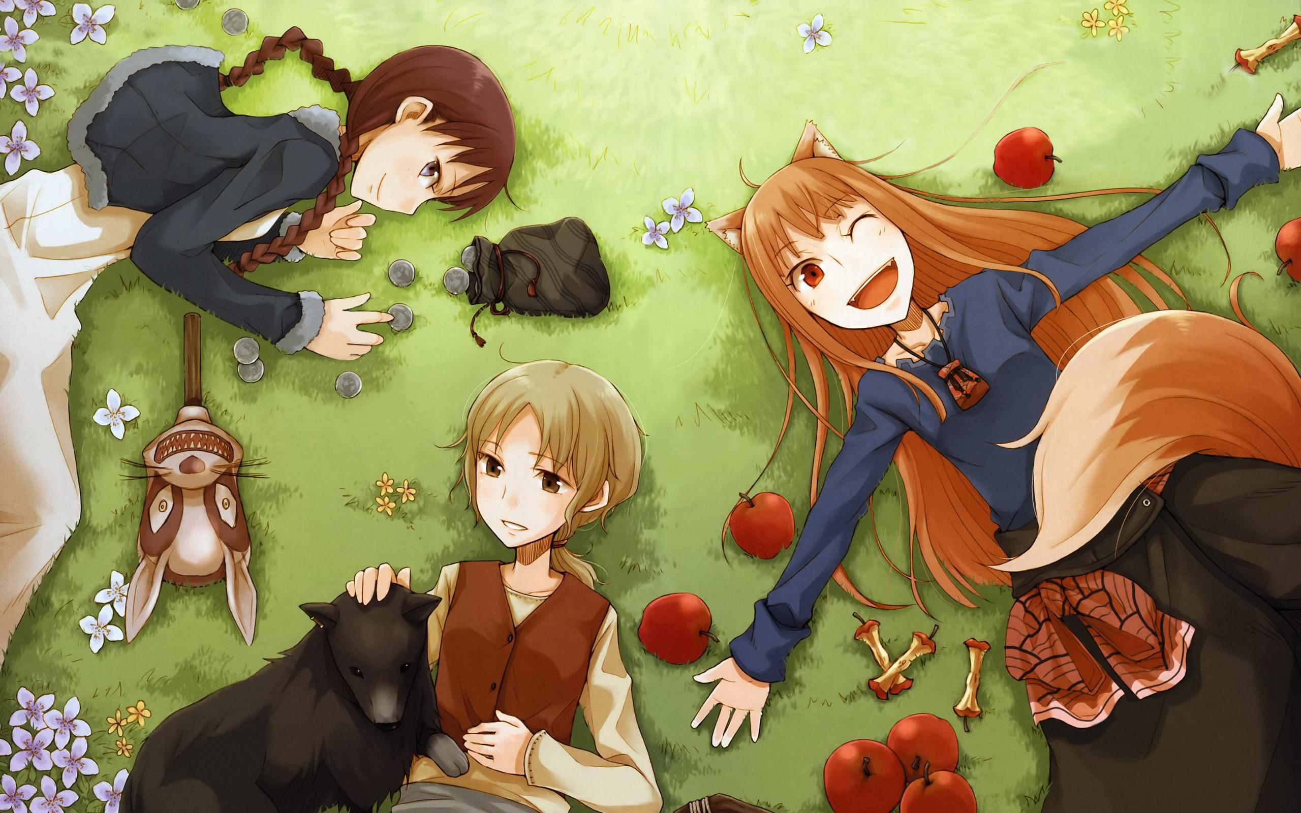 картинки волчица и пряности