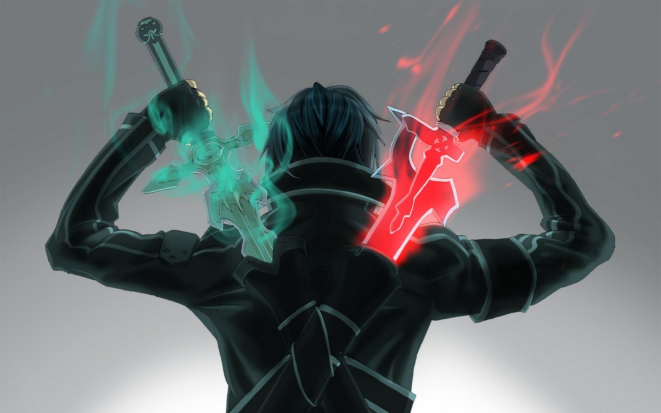 Фото аниме мастера меча онлайн кирито - 5092