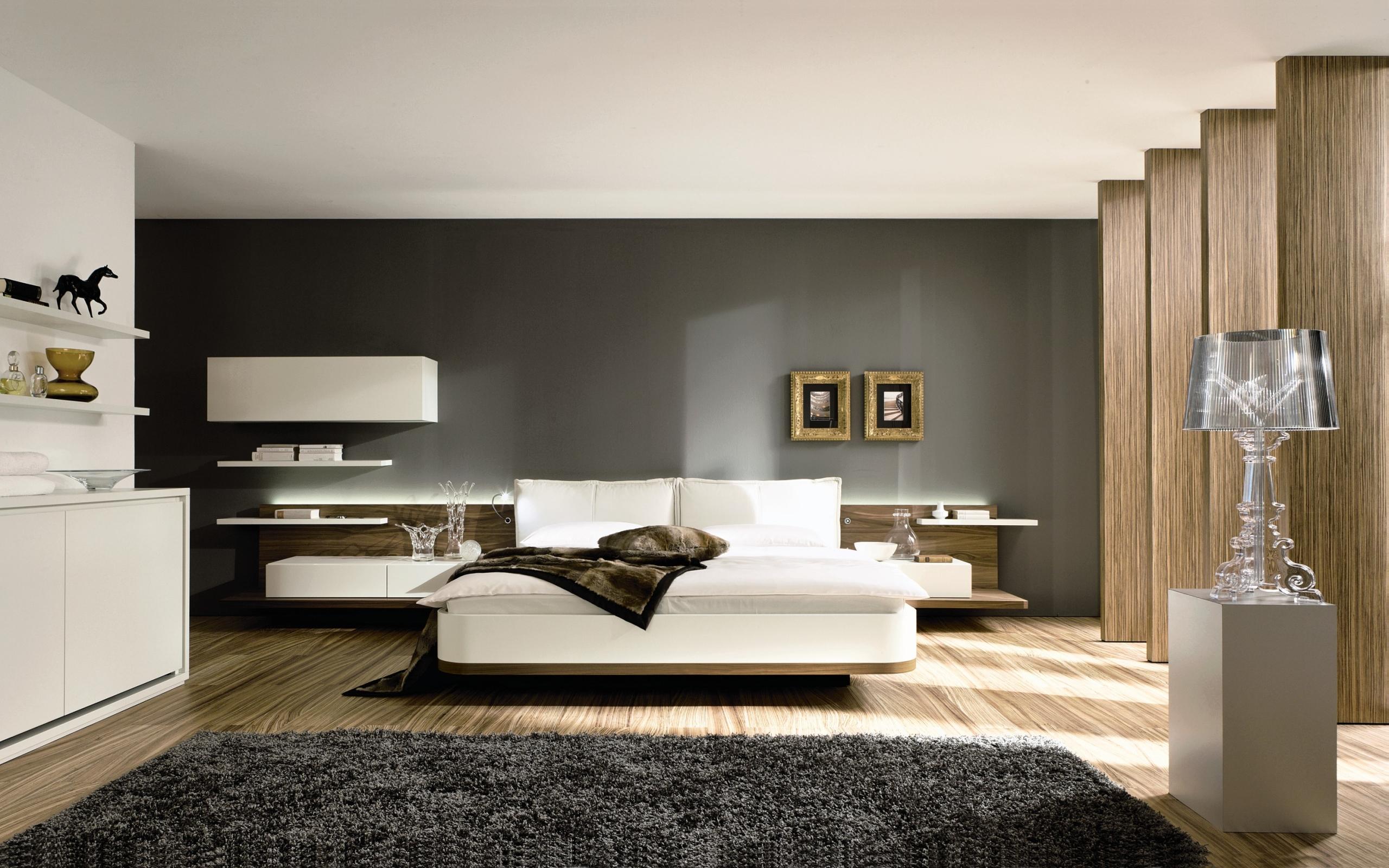 Modern bedroom decoration pictures