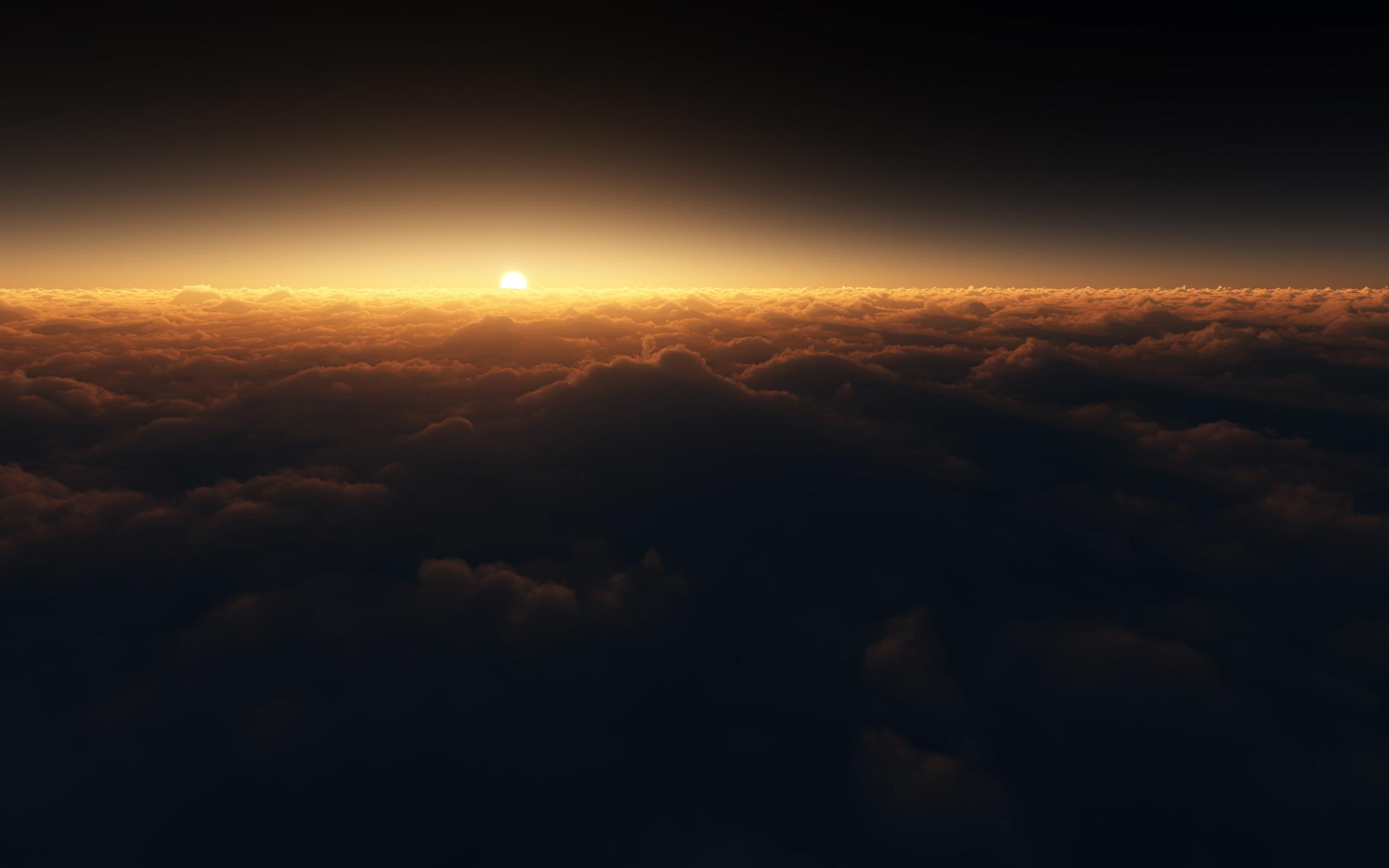 В космос на самолете