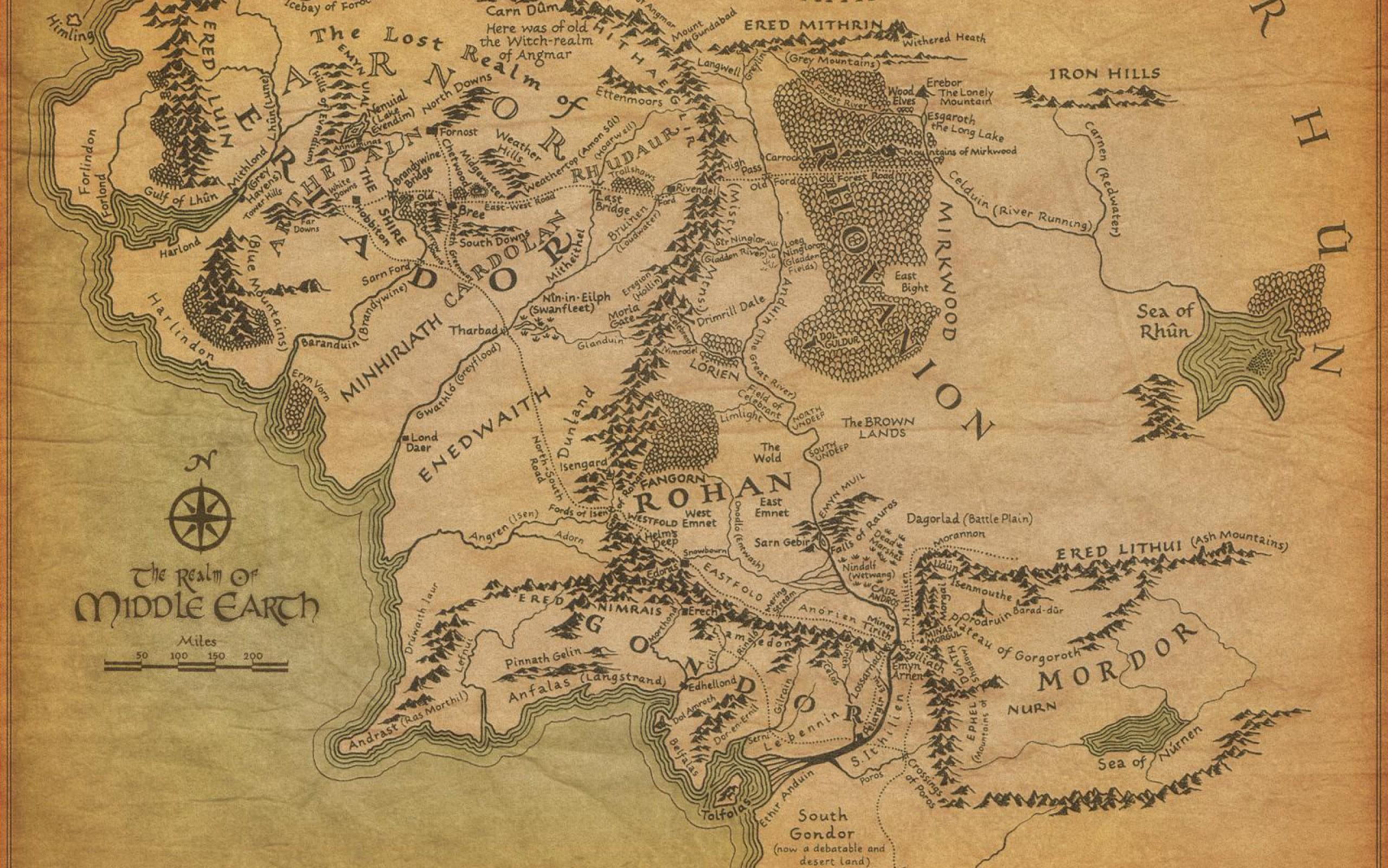Средиземье | Википалантир | Fandom powered by Wikia