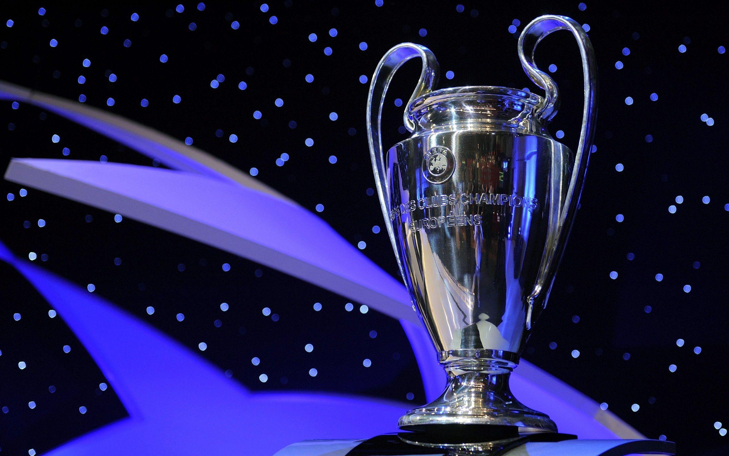логотип лиги чемпионов: