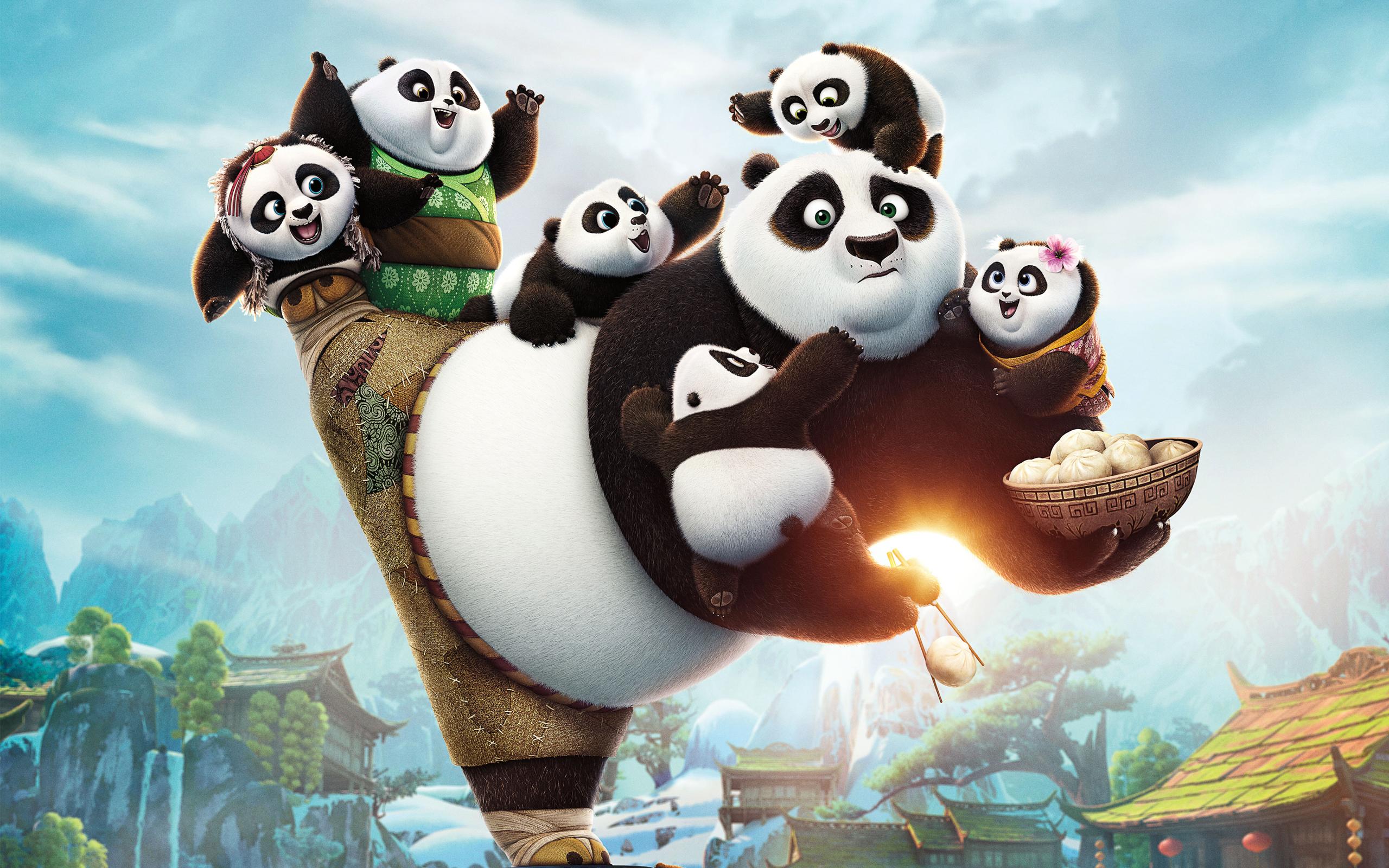 Кунг-фу панда 3 обои для рабочего стола, картинки и фото rabstol. Net.