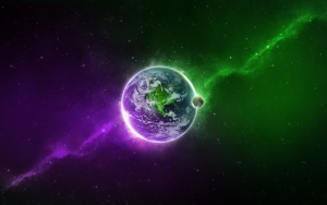 Фантастичная Земля