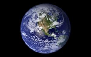 Земля фото из космоса