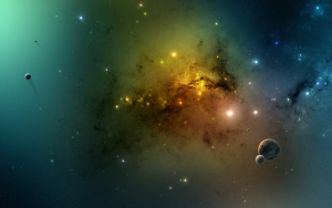 Зрелищный космос
