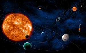 Солнечные системы