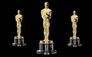 Золотые статуэтки Oscar
