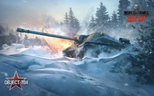 World of Tanks Object 704