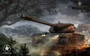 World of Tanks танк Т57