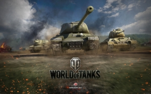 World of Tanks поле битвы