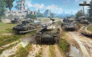 Берлинская Пятерка World of Tanks