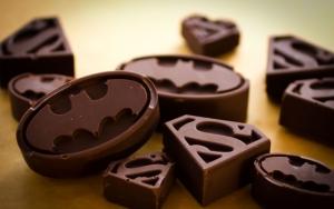 Шоколад для супергероев
