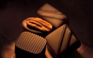 Красивые конфеты