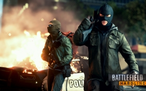 Battlefield Hardline преступники